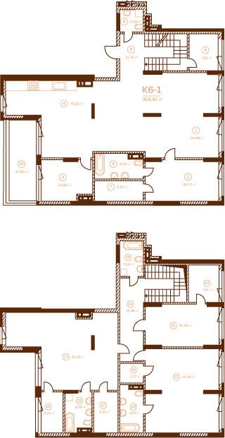 Квартира К6-1.